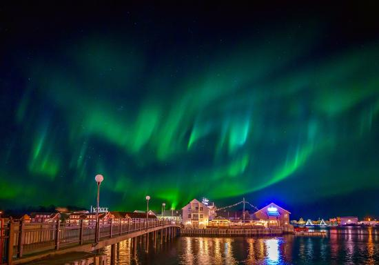 Photo of Anker Brygge Lofoten Islands