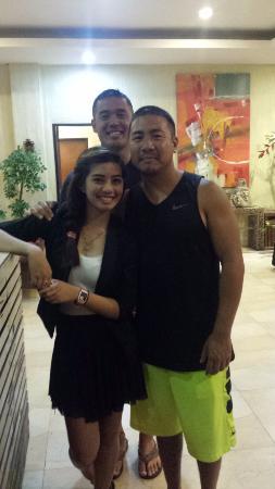 Asuncion, Filipinas: more staff members