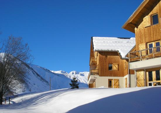 Photo of Réisdence Goélia Les Chalets des Marmottes Saint Jean d'Arves