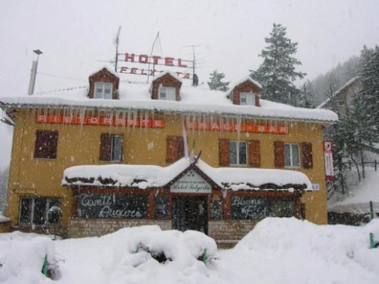 Hotel Felycita: hotel