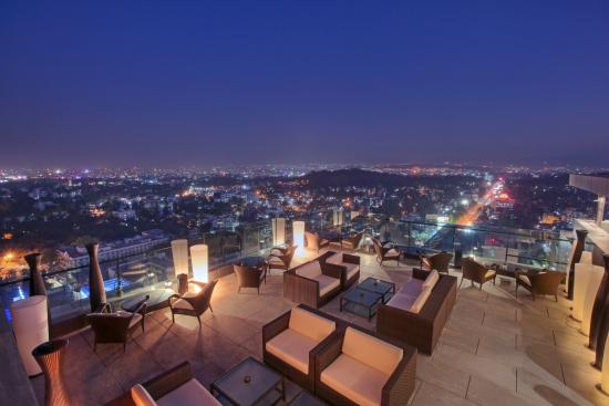 Paasha Outdoor / city view