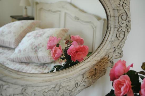 Petries, Yunanistan: Apartment bedroom