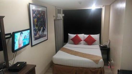 Oracle Hotel & Residences: ภายในห้องพัก
