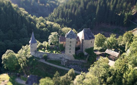 Chateau de Reinhardstein