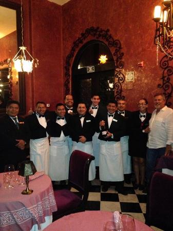 Secrets Maroma Beach Riviera Cancun Bordeaux Restaurant