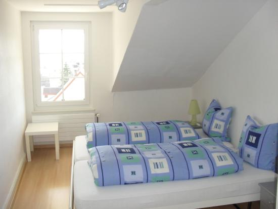 Hotel Garni : Zimmer