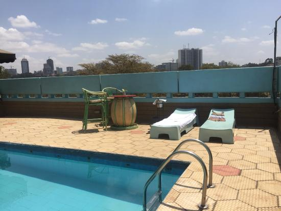 Chester House: relax by our pool deck