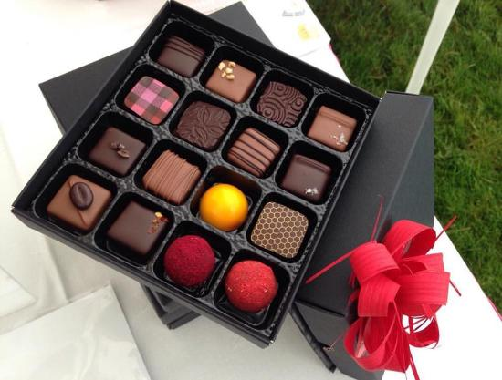 Tain, UK: Fabulous Handmade Chocolates