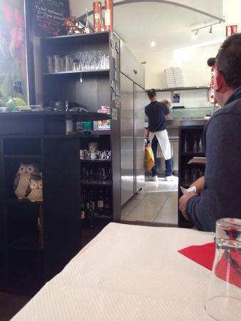 Dourdan, Frankrike: Pizzami Francesco