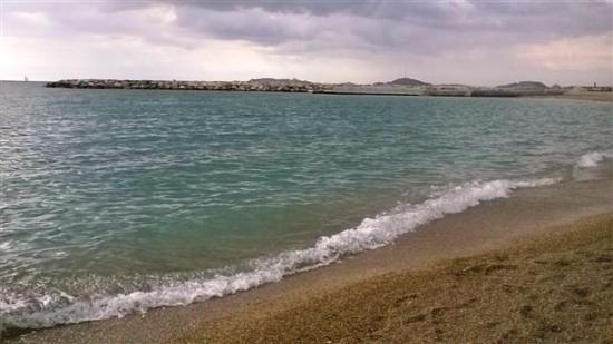 Parc Balneaire du Prado: plage Prado 2