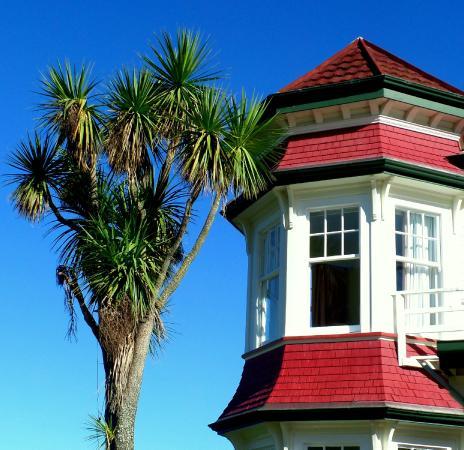 Te Kiteroa Lodge, Waimate