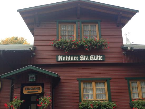 Ruhla, Duitsland: Restaurant