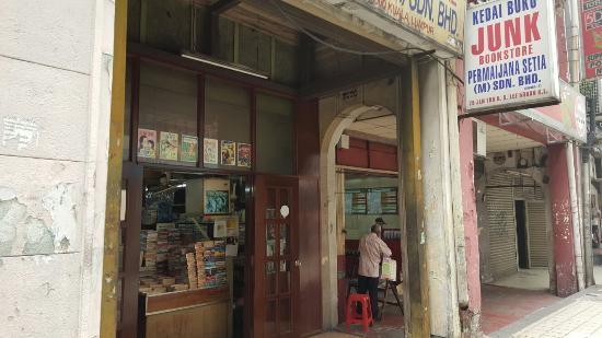 Junk Book Store