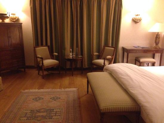 Auberge Saint Walfrid : Bedroom