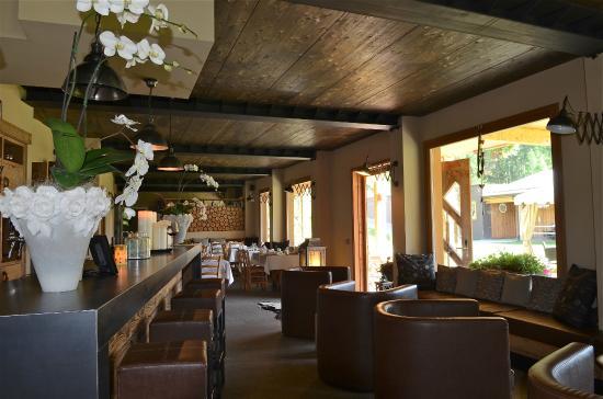 Agriturismo La Tresenda : Restaurant bar