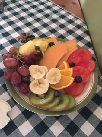 Charette, Canada: Petit déjeuner