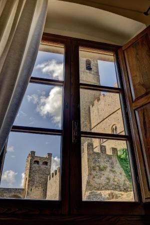 Albergo San Lorenzo: Panorama da una camera