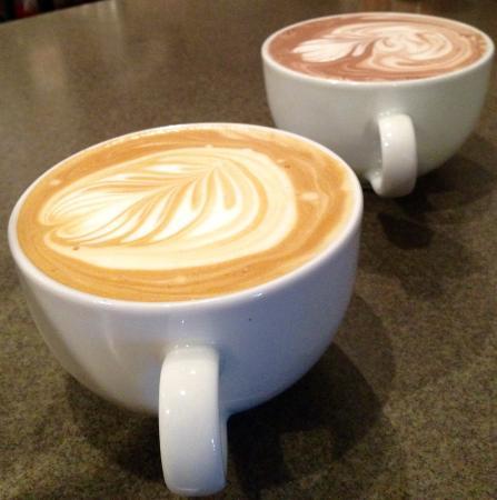 Flying machine coffee