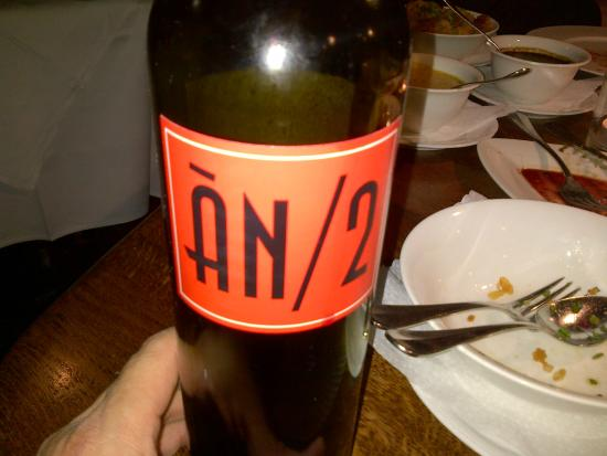 Ochsen Post: Wine from Spain...