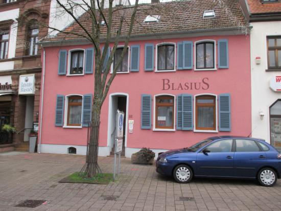 Gaestehaus Blasius