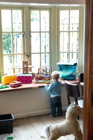 Buurten: Kinderkamer