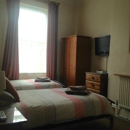 Friars Rest Guest House: Twin
