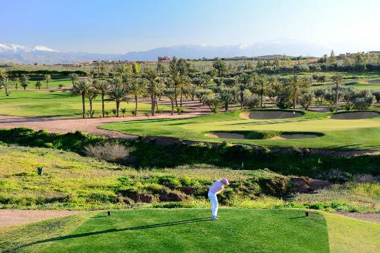 Assoufid Golf Club: Teeing off from the 17th