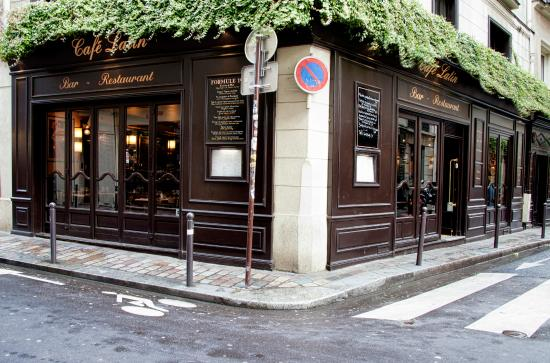 Exterieur picture of cafe latin paris tripadvisor for Bar exterieur paris