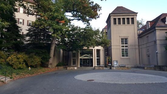 Outside Winterthur Front