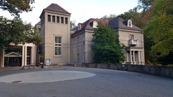 Outside Winterthur Front 2