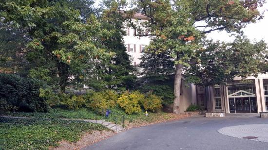 Outside Winterthur Front 3