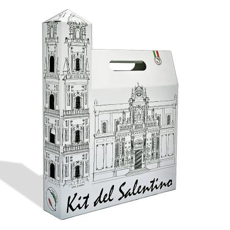 Leverano, İtalya: Kit del Salentino - vendita di prodotti tipici -