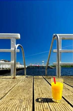 Seebar Kiel: Becken