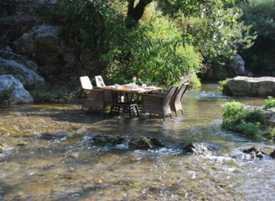 Breakfast in the stream - Picture of JW Marriott Mussoorie Walnut