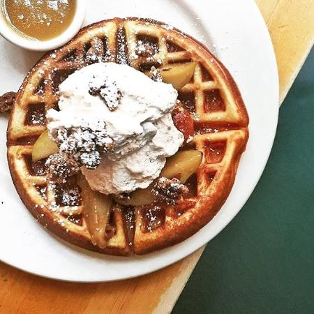 Clinton St. Baking Company & Restaurant: Pancakes