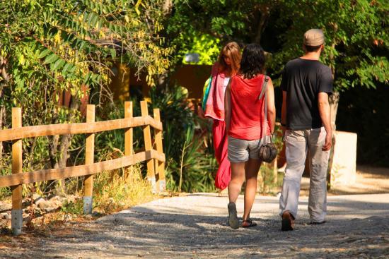 Domaine La Peiriere : camping