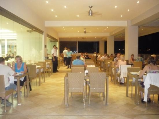 Skala Prinou, Greece: Restaurant