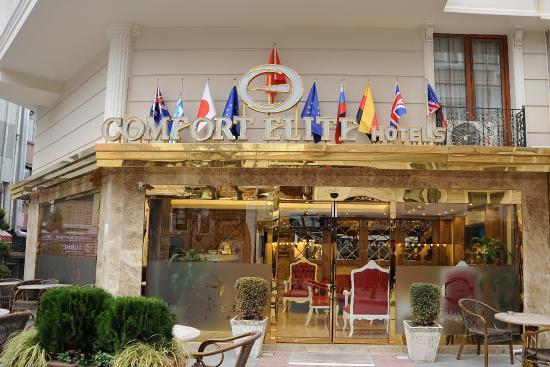 Comfort Elite Hotels Beyazit