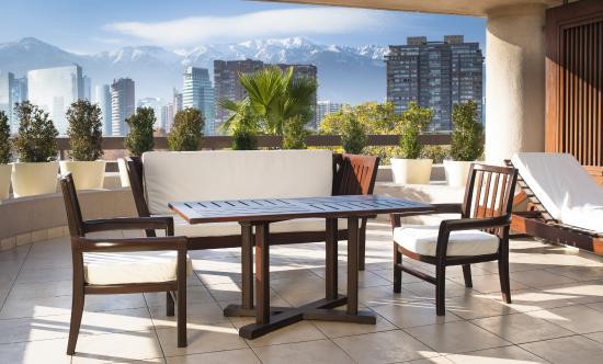 Grand Hyatt Santiago: Suite Ejecutiva con Terraza