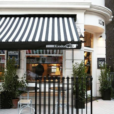Kioskafe London Restaurant Reviews Phone Number