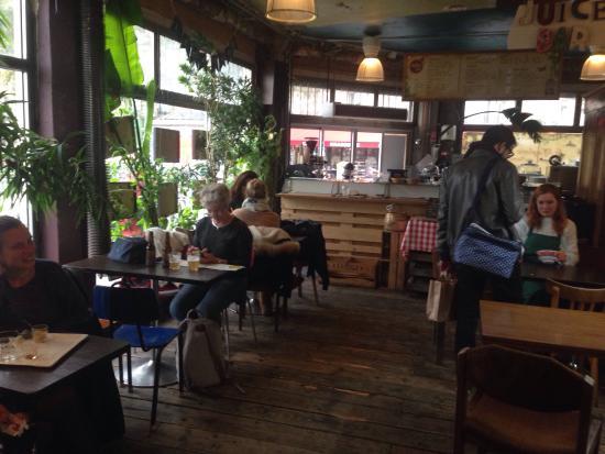 Restaurant la recyclerie photo de restaurant la - Restaurant africain porte de clignancourt ...