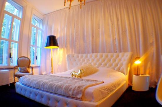 La Maison du Jardin Vauban: Chambre Gold