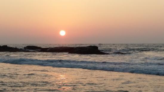 Sunset at Bentota
