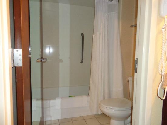 Holiday Inn Express Hotel & Suites South Portland: bathroom