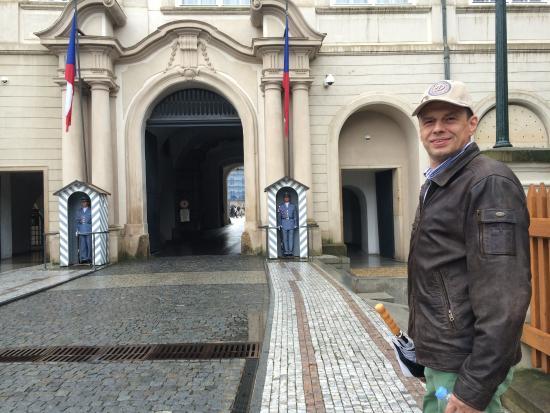 Royal Residence Ungelt: Пражский Град