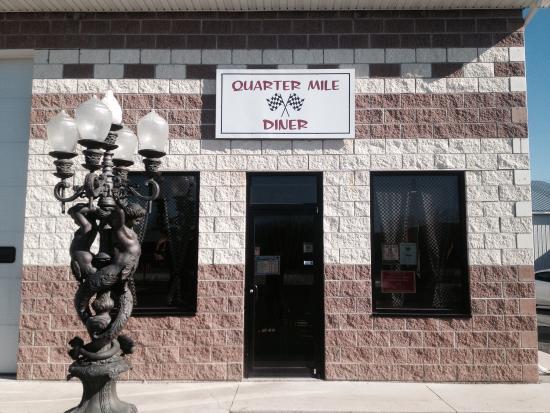 Wardensville, فرجينيا الغربية: Quarter Mile Diner