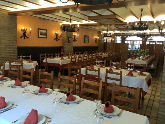 Restaurante bodegon cid logrono restaurant reviews for Hotel bodega logrono
