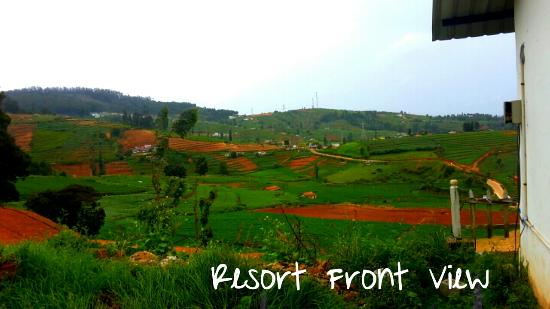 Silent Valley Resort: View From the Home stay