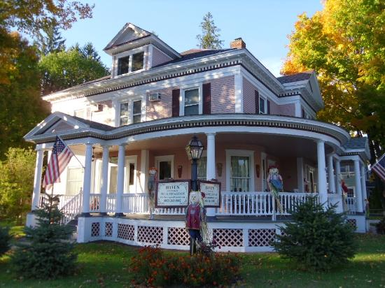Haven Guest House Bed & Breakfast: Welcome to the Haven Guest House B&B