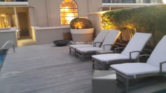 penthouse pool chairs picture of the cape royale luxury suites rh tripadvisor co za